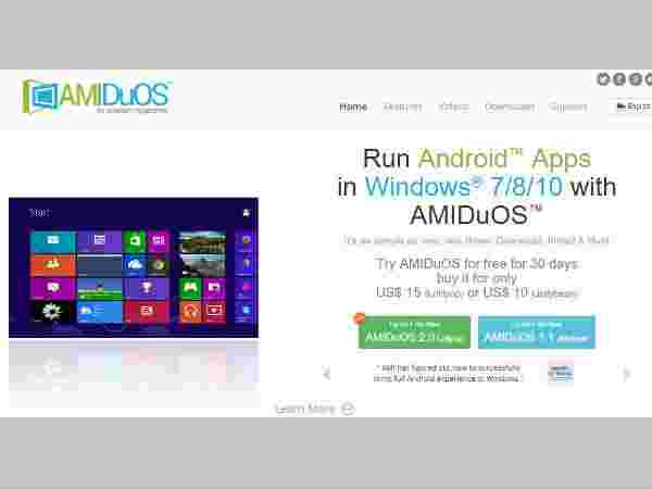 Download AMIDuOS