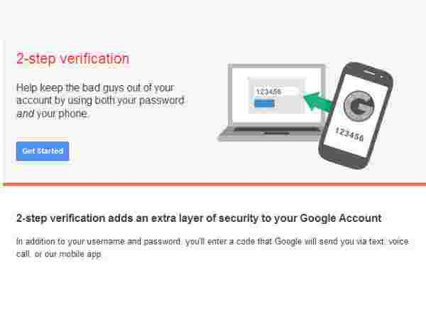Use Two-Step Authentication