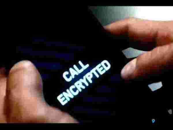 Encryption Call