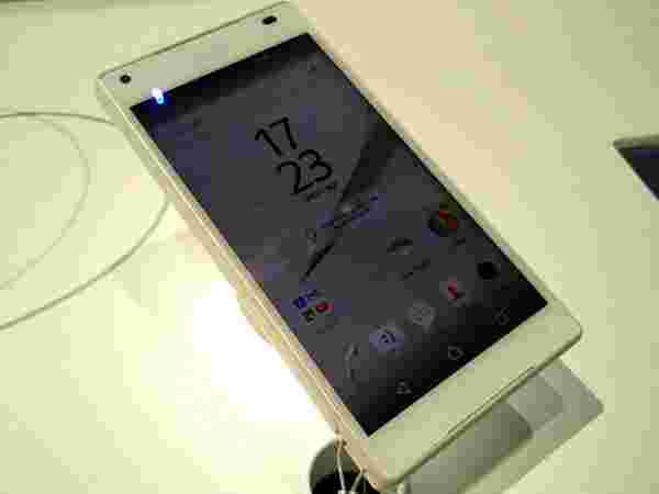 Sony Xperia Z5 Compact: Features/Specifications