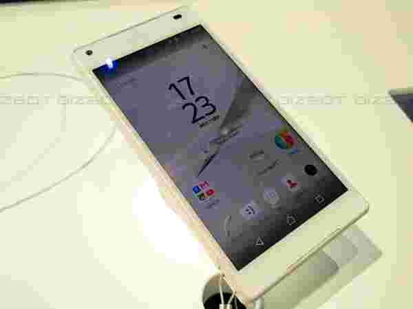 Sony Xperia Z5 Compact: Specifications