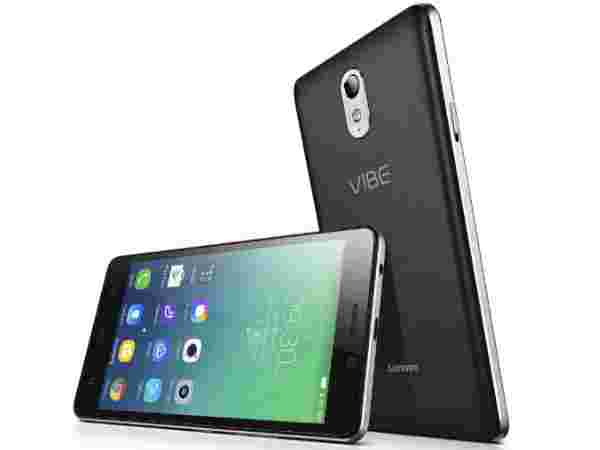 Lenovo Vibe P1m: Specifications