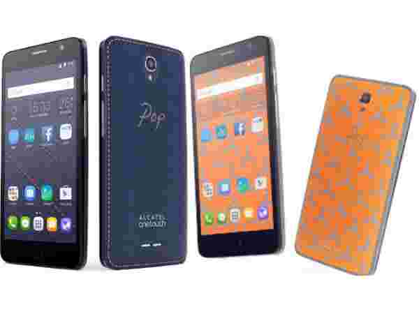 Alcatel OneTouch Pop Star: Specifications