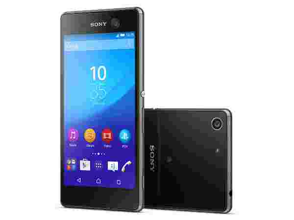 Sony Xperia M5 Dual (with 21.5MP rear camera)