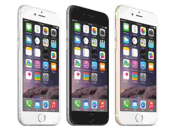 iPhone 6s and 6S Plus - 4K Display!