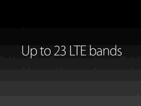 23 LTE Bands