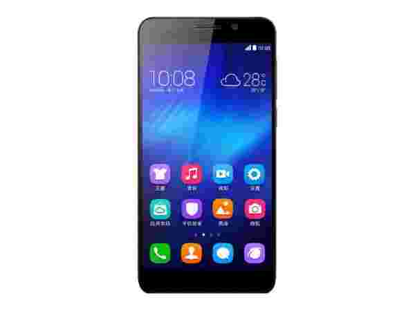 Huawei Honor 6 Black Variant Buy at Price of Rs. 14,999
