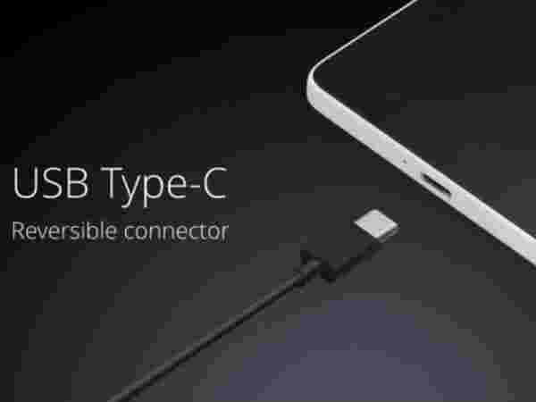 Latest USB Type C port + micro USB 2.0 to USB Type C adapter