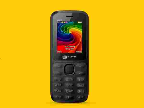 Micromax X1800 (Black) at Just Rs.799 Only