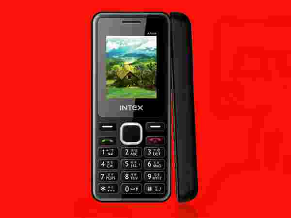 Intex Atom (Black) at just Rs.999 Only