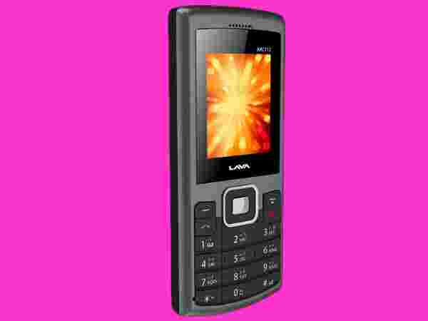 Lava ARC 112 (Black-Grey) at just Rs.969 Only