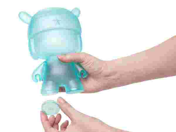 Mi Bunny Transparent Sugar Pot