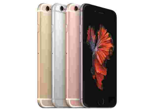 25% off on Apple iPhone 6s (64GB)