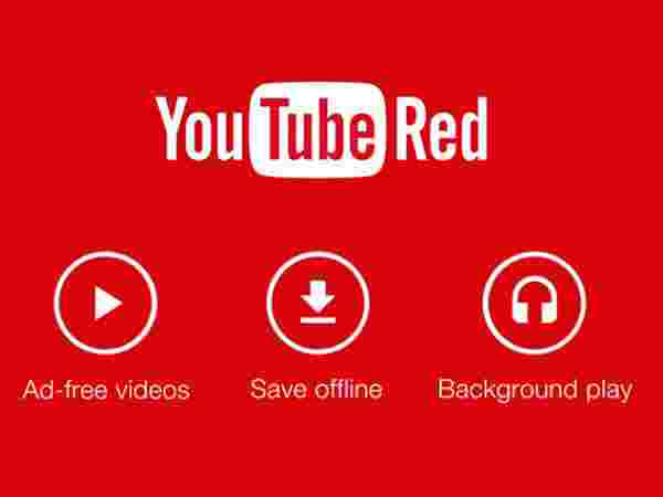 YouTube Red Benefits