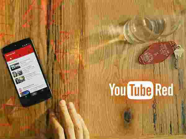 YouTube Red Premium Service