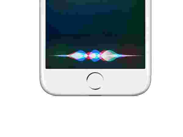 Use Siri without pressing home button