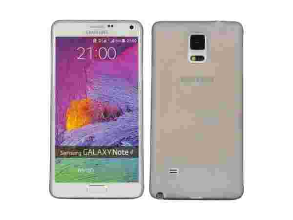 Flat 60% Off SNE Back Cover for Samsung Galaxy Note 4 N9100