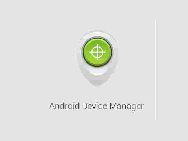 Activate Android Device Manager