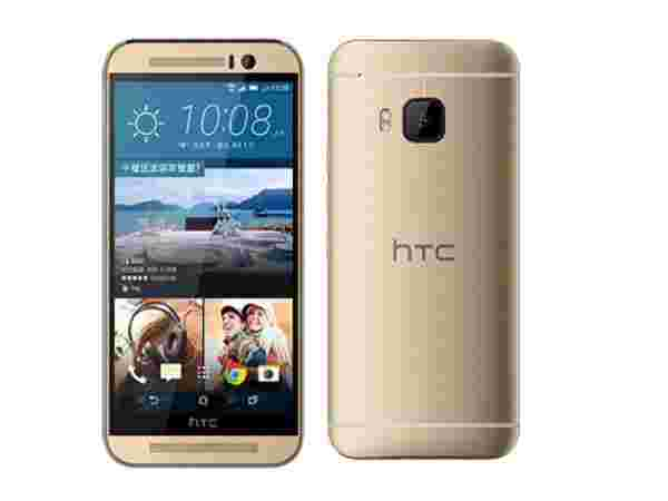 HTC One M9s: Software