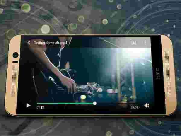 HTC One M9s: Sound System