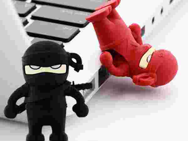 Bone Collection Ninja Flash Drives