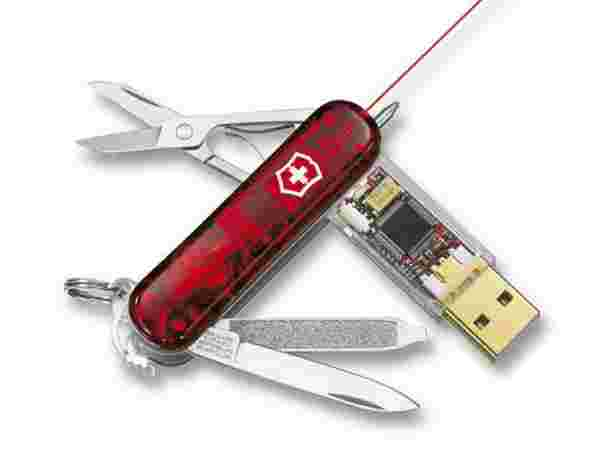 Victorinox Flash Laser Pointer Drive