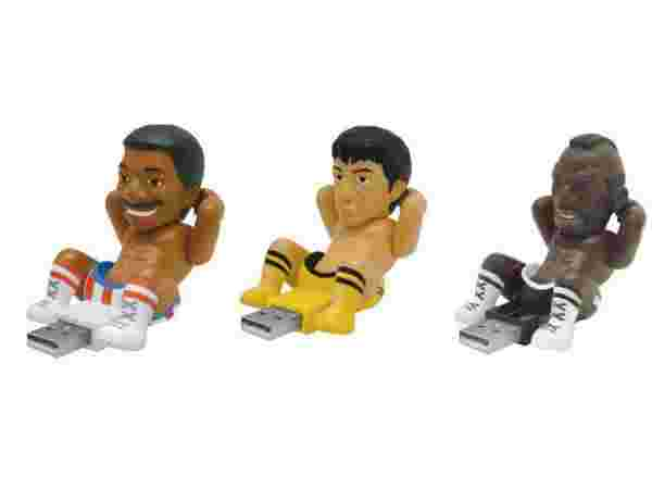 USB Crunching Rocky III Series