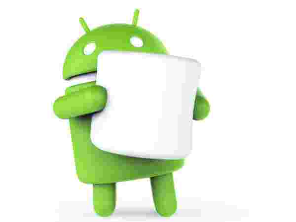 Android Marshmallow on board: