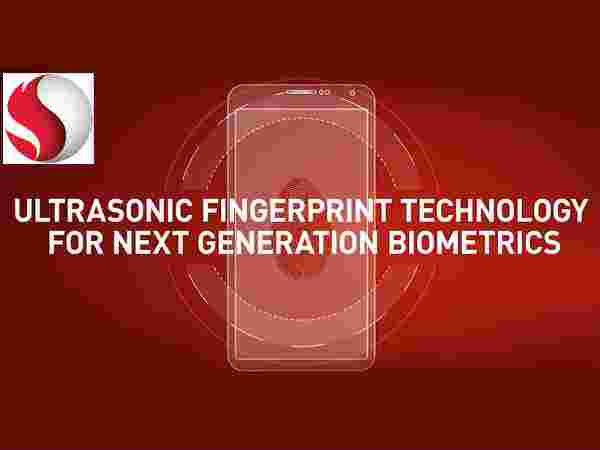 Ultrasonic Fingerprint Sensor