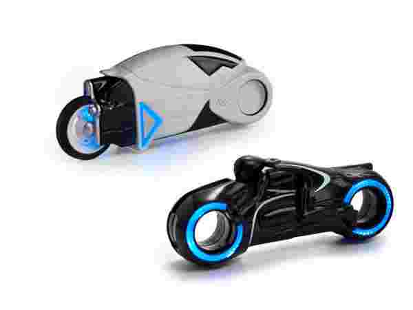 Tron Legacy Light Cycle Drives