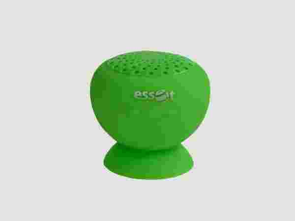 Flat 63% Off On Essot Bluetooth Suction Wireless Mobile/Tablet Speaker