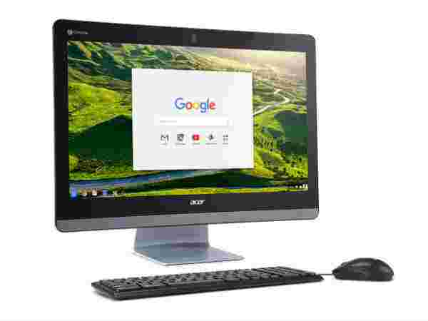 A Intel powered 23 inch Chromebase