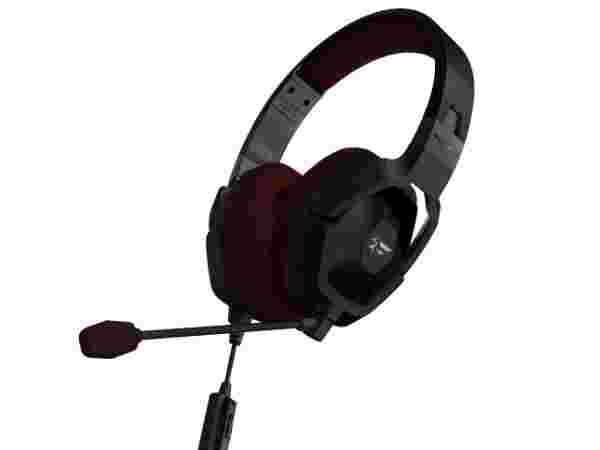 Monster Fatal1ty headphones: