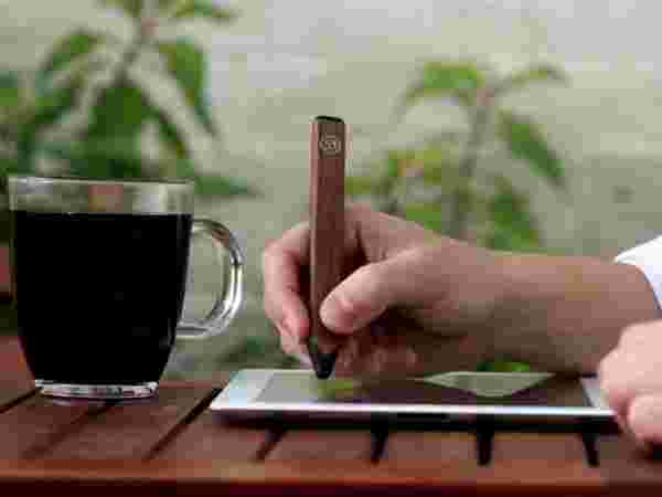 A hand-crafted stylus for your iPad