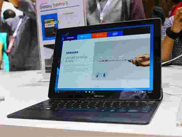 Tablet with Intel Core M SoC