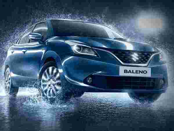 MARUTI SUZUKI S CROSS AND BALENO