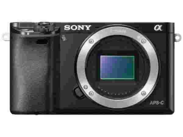 Sony ILCE-6000L with SELP1650 Lens Mirrorless Camera