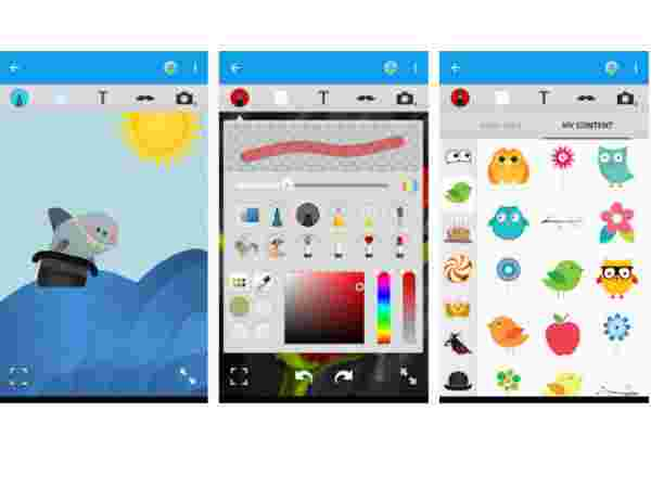 5 Android Apps that Let you Pencil Sketch like a Pro