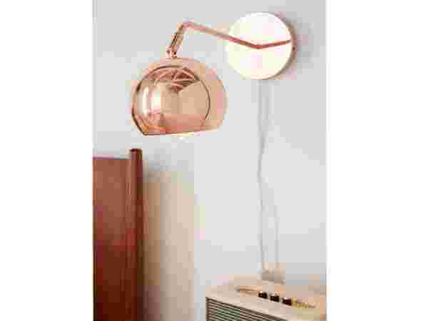 Long Neck Gumball Sconce