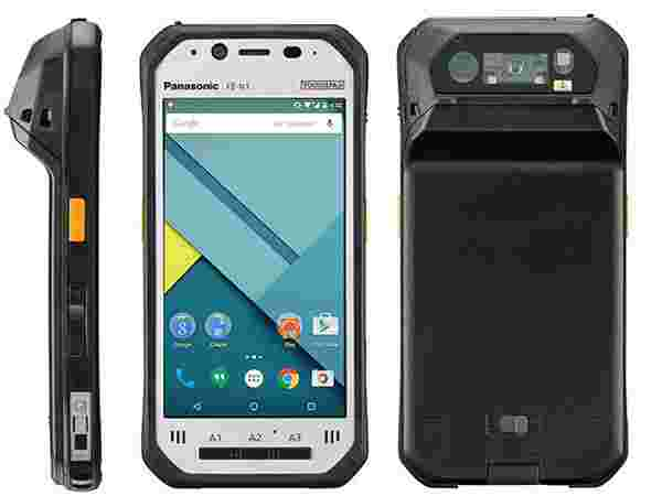 Panasonic Toughpad FZ-F1 and FZ-N1 specifications