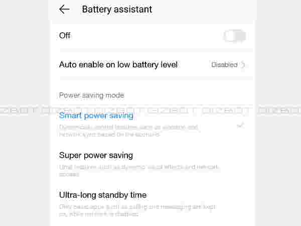 Power Saver Battery Assistant