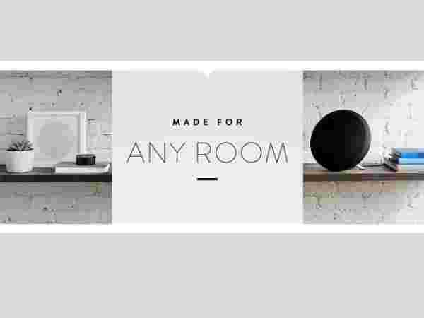 Play music from another room: