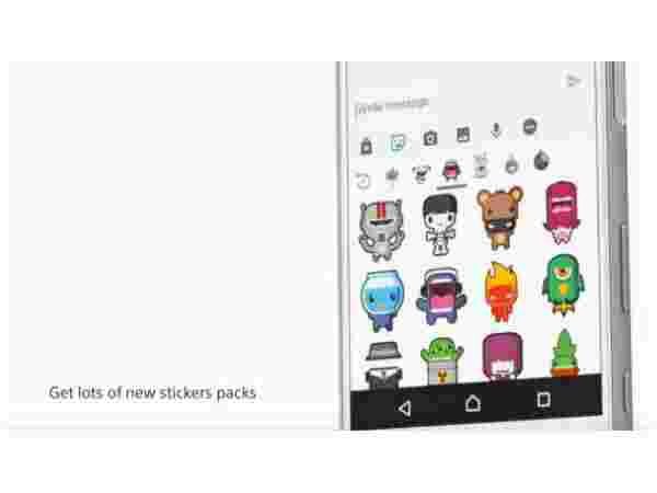New Stickers pack