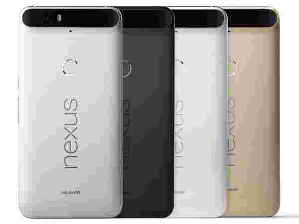 Key Specs of Google Nexus 6P