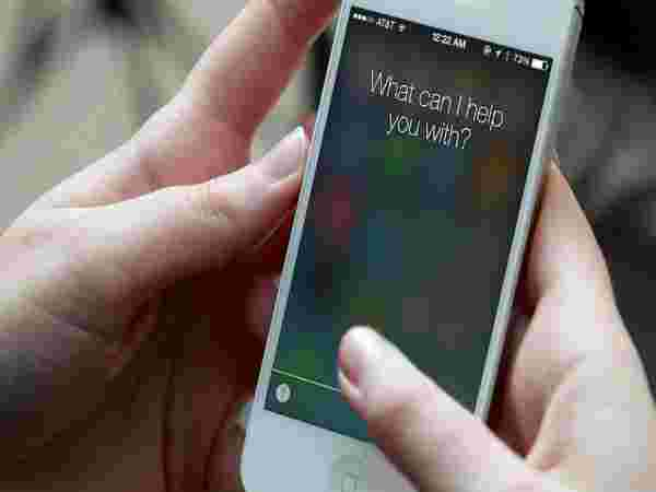 Personal assistant Siri: