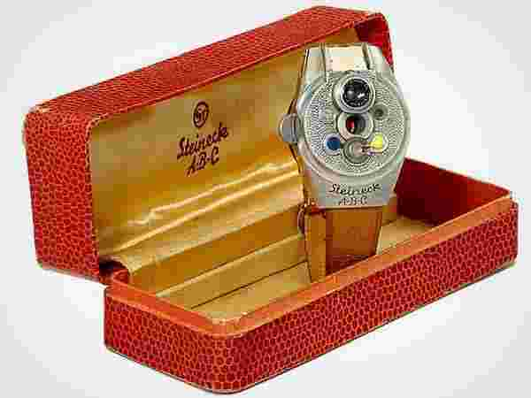 The ABC Wristwatch Camera
