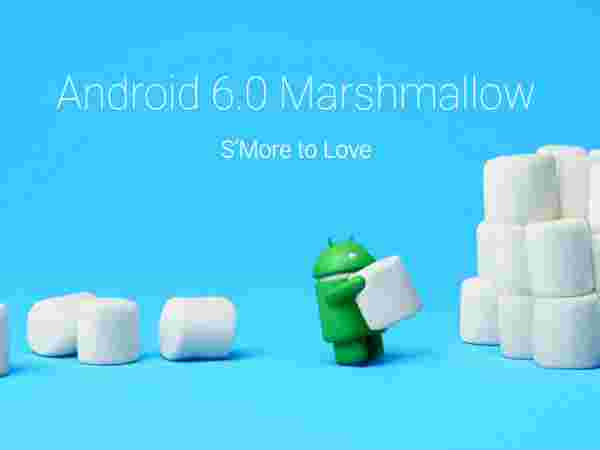 No sign of Marshmallow as of yet