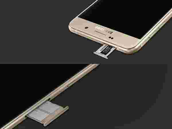 16MP camera module borrowed from Samsung Galaxy S6