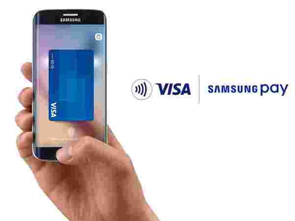 Fingerprint Sensor with Samsung Pay