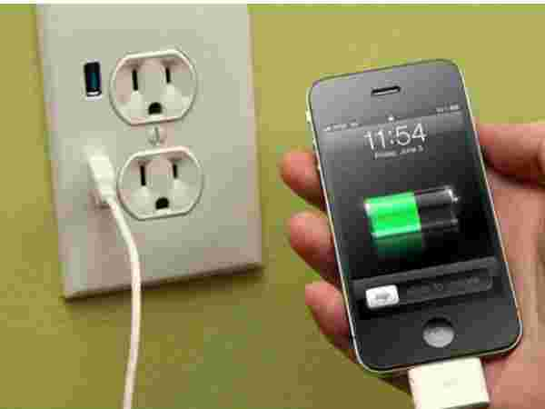 Use Wall Charger